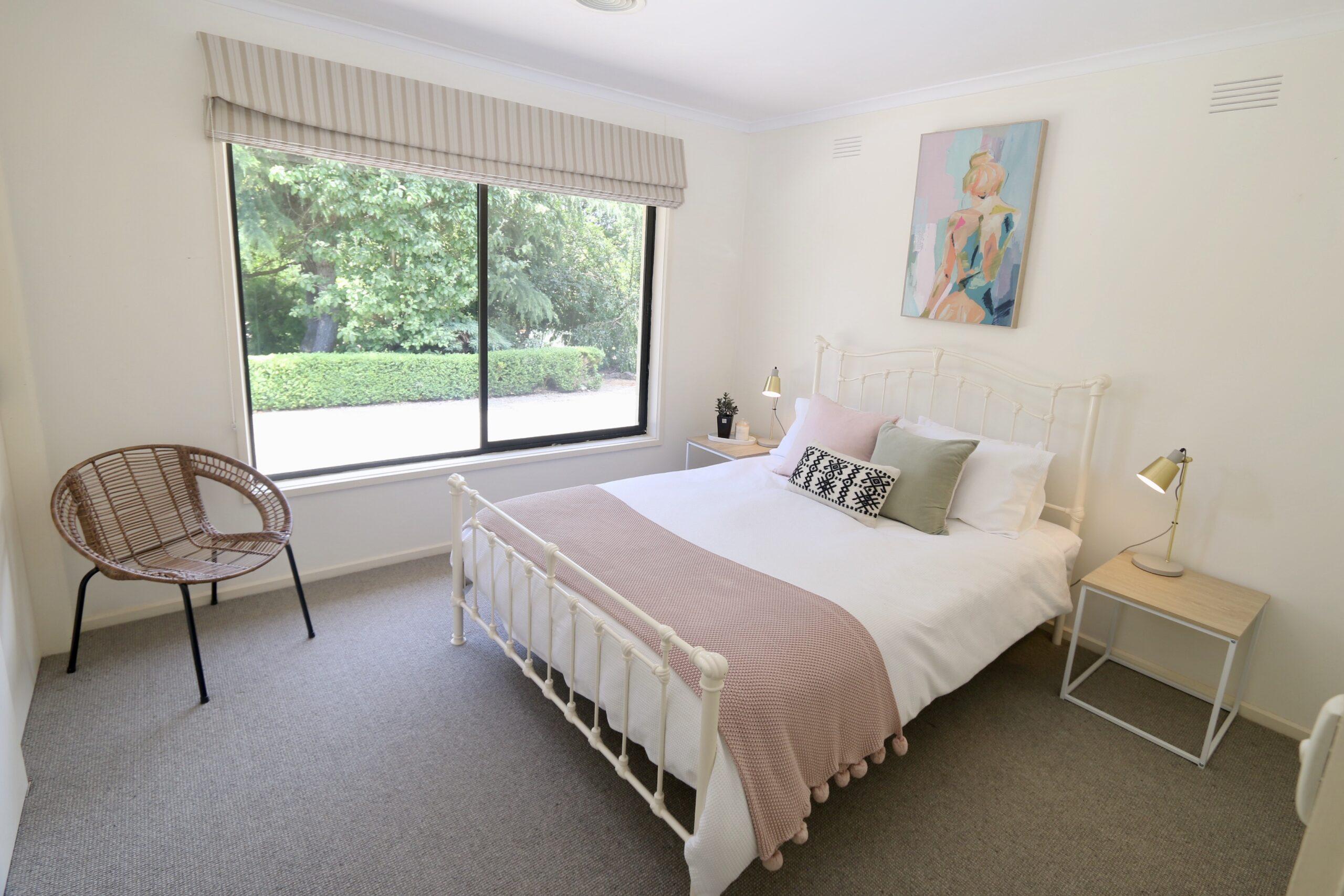 bedroom 2. Adalong Park, holiday rental Moorooduc.