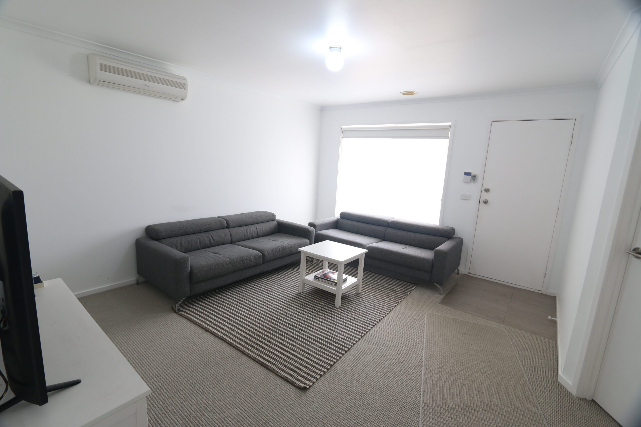 Safety Beach holiday rental. front reception room