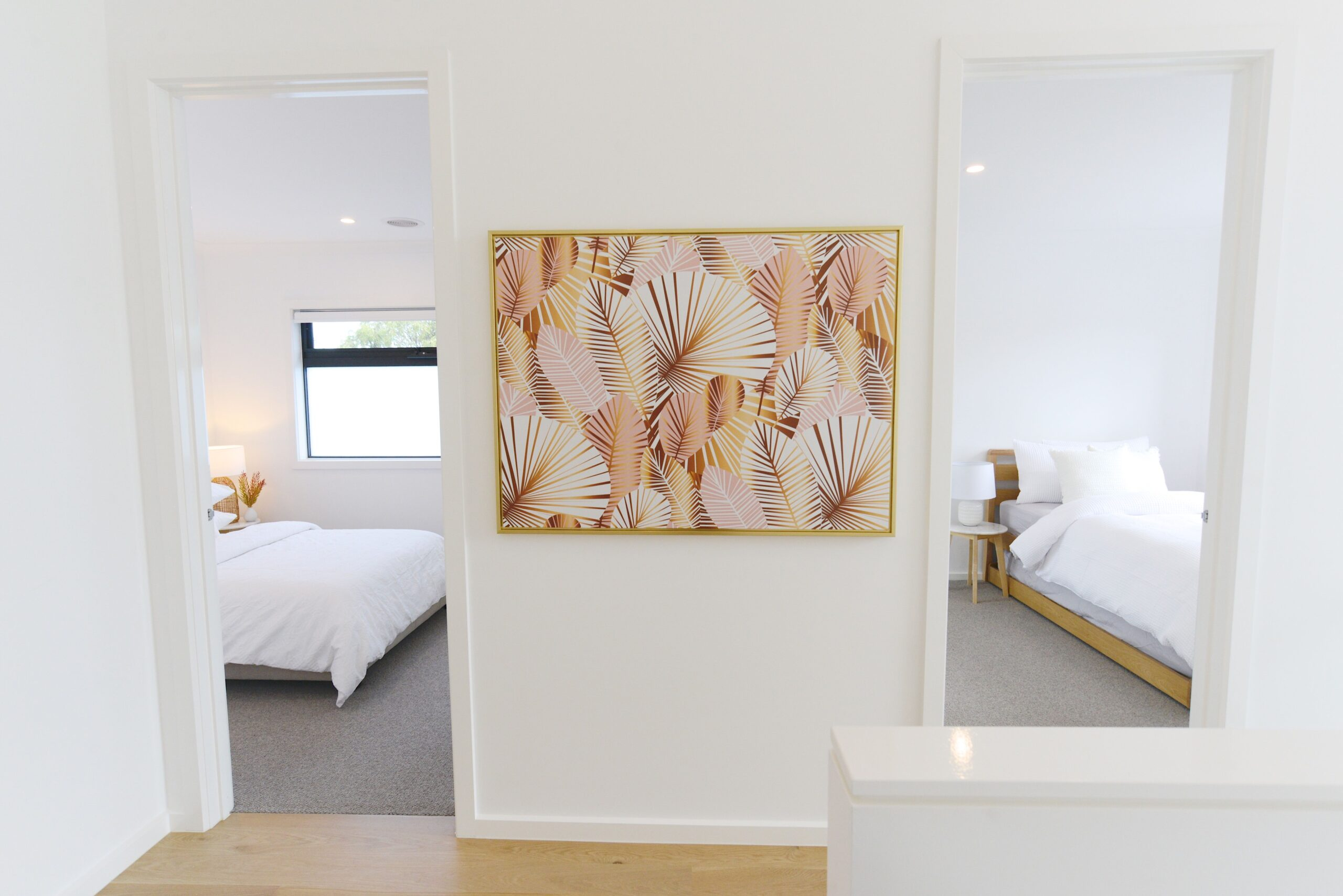 Holiday rental Mornington front bedrooms TH1
